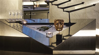 Atrium Bar BAFTA Mask