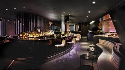 STK London Bar Panoramic