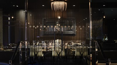 STK London Private Dining Room