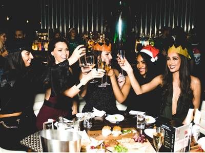 Christmas Parties at ME London