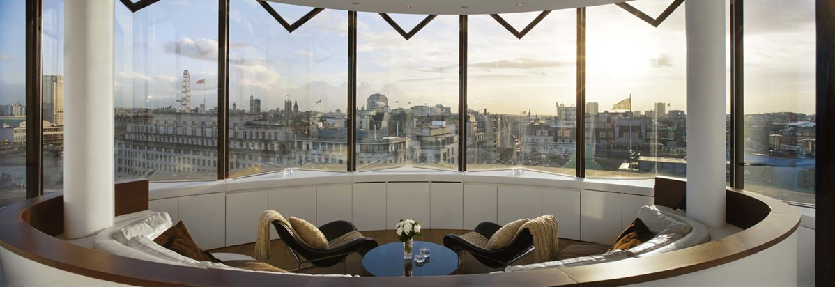 ME London Hotel  Suite ME Cupola Daytim